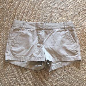 J.Crew Classic Chino Shorts